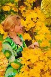 Stående av kvinnan Royaltyfri Fotografi