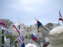 Stående av presidenter i vagga Royaltyfria Bilder