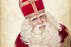 Stående av St Nicholas arkivbilder