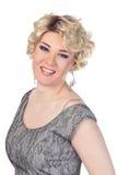 Stående av transvestit. Man som kläs som kvinna Royaltyfria Bilder