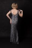 Stående av transvestit. Sikt från backen Royaltyfri Fotografi