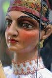 stående för 2 marionette Royaltyfria Foton