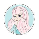 STÅENDE för MASSMEDIA för färgvektorillustration SOCIAL för socialt massmedia vektor illustrationer