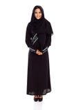 Ung muslimkvinna Royaltyfri Foto