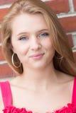 Stående för tonårs- flicka Royaltyfri Fotografi
