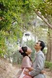 ståendebröllop Royaltyfria Bilder