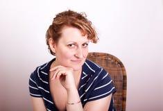 ståendekvinna fotografering för bildbyråer