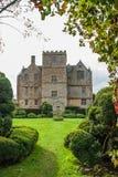 Ståendesikt av det Chastleton huset, Oxfordshire Arkivfoton