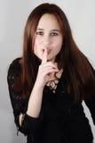 ståendetonåringbarn Fotografering för Bildbyråer