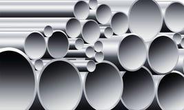 stål stock illustrationer
