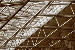 stål för 2 konstruktion Royaltyfri Fotografi