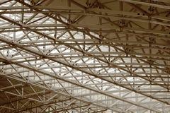 stål för 4 konstruktion Royaltyfria Foton