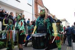 Stålar i den gröna festivalen, Hastings Arkivbilder
