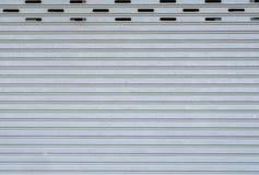 ståldörrtexturer Royaltyfri Foto