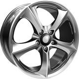 stålhjul royaltyfri illustrationer