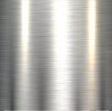 Stålmetallbakgrund Royaltyfri Bild