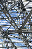 stålstruktur Royaltyfria Bilder