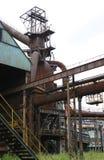stålverk arkivfoton