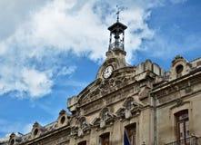 Ståndsmässiga concilkontor i Jaén Arkivbild