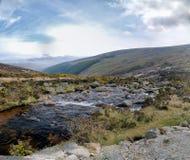 Ståndsmässiga Wicklow berg Arkivbilder