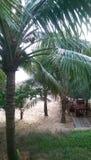 Stång för Phu Quoc strandsemesterort Royaltyfria Bilder