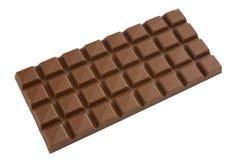 stångchoklad mjölkar Arkivfoton