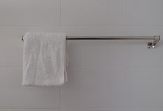 stången för bilden 3d framförde handduken Royaltyfri Bild