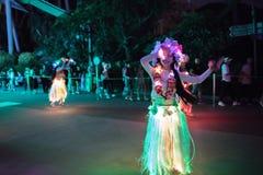 Ståta på semesterorten för det Chimelong havkungariket i Zhuhai, Kina arkivfoton