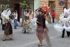 Ståta teaterfestivalen Royaltyfri Fotografi