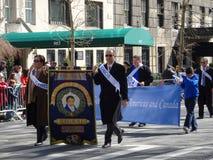 Ståtar den grekiska självständighetsdagen för NYC 2016 del 3 47 Royaltyfri Fotografi
