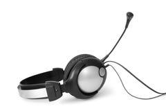 stéréo d'écouteur Photographie stock libre de droits