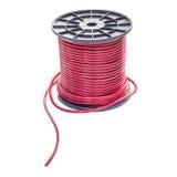 Stéréo de voiture de câblage Photos stock