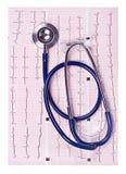 Stéthoscope photo stock