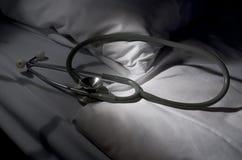 Stéthoscope Image libre de droits