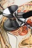 Stéthoscope photographie stock libre de droits