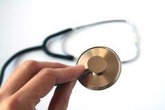Stéthoscope. Photos libres de droits