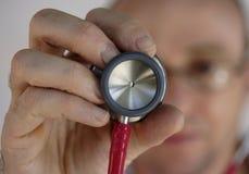 Stéthoscope Images libres de droits