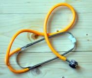 Stéthoscope pédiatrique Photographie stock