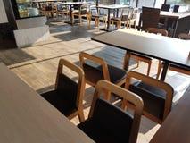 Stół i krzesło Obraz Stock