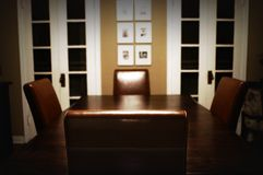 stół Zdjęcie Royalty Free
