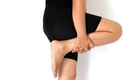 Stóp nogi i ból Obrazy Stock
