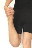 Stóp nogi i ból Zdjęcie Royalty Free