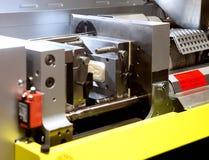 Stöpning som göras med printing 3D Royaltyfria Foton