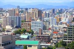 Större Nagoya Royaltyfria Foton