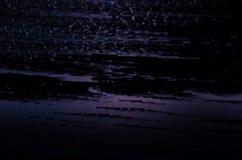 Störschub Fernsehschirm Lizenzfreie Stockbilder