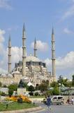 störst kalkon för edirne moskéselimiye Royaltyfri Foto