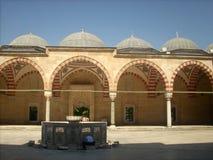 störst kalkon för edirne moskéselimiye arkivfoton