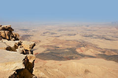 störst värld för krater Royaltyfria Foton