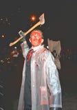 största halloween ståtar Royaltyfri Fotografi