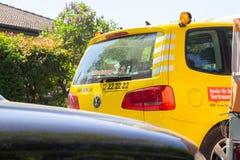 Störungsdienstauto von ADAC Stockfotografie